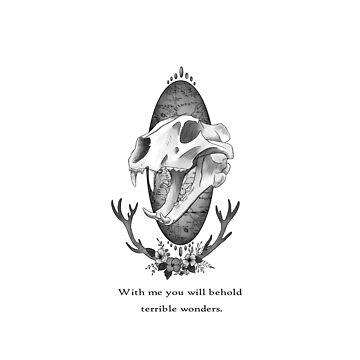 Terrible Wonders by SymmetryIsArt