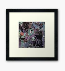 musings of a delicate nature  Framed Print