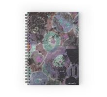 musings of a delicate nature - Anne Winkler Spiral Notebook