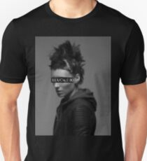 Lisbeth Salander is a... Unisex T-Shirt