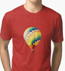 BTS Young Forever Ballon Vintage T-Shirt