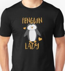 Penguin Lady T-Shirt