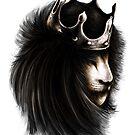 Lion Throne by Lou Patrick Mackay