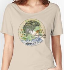 behind the sea Women's Relaxed Fit T-Shirt