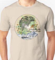 behind the sea Unisex T-Shirt