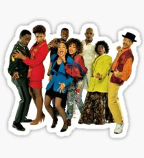 A Different World take 2 Sticker