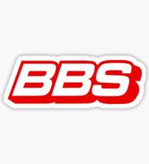 BBS Sticker