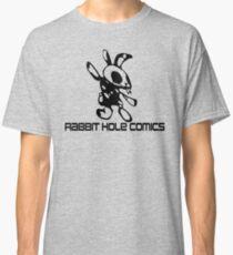Rabbit Hole Comics  Classic T-Shirt