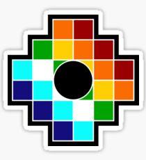 Inuit Rainbow Sticker