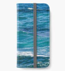 Waves iPhone Wallet