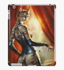 The Royal Cats' Girlfriend Feline iPad Case/Skin
