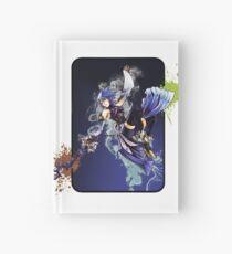 Aqua Sploosh Hardcover Journal
