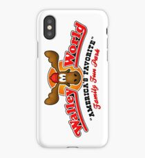 WALLEY WORLD - NATIONAL LAMPOONS VACATION (1) iPhone Case/Skin