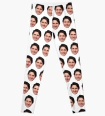 Justin Trudeau face  Leggings