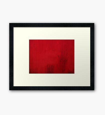 Scene Framed Print