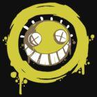 Junkrat Smiley by Jozlynjinx