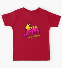 JEM AND THE HOLOGRAMS Kids Clothes