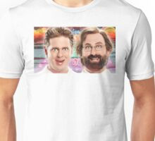 tim and eric show theory zone Unisex T-Shirt