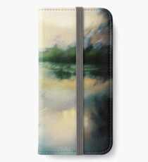 A Midnight's Summer Swan Lake iPhone Wallet/Case/Skin