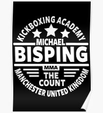 Michael Bisping Poster