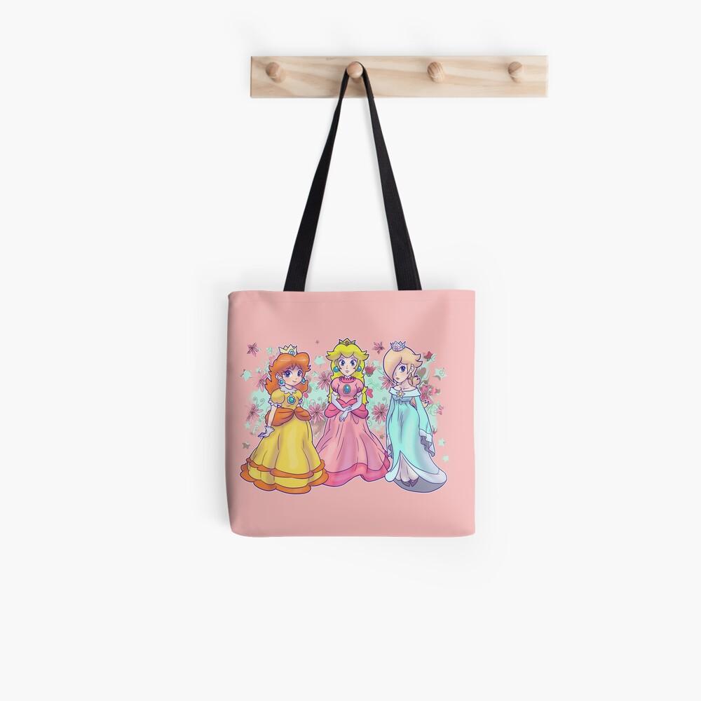 Prinzessin Peach, Daisy und Rosalina Tasche