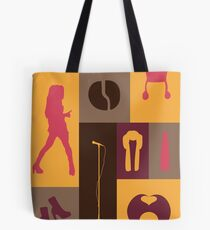 6 Inches Forward, 5 Inches back Tote Bag
