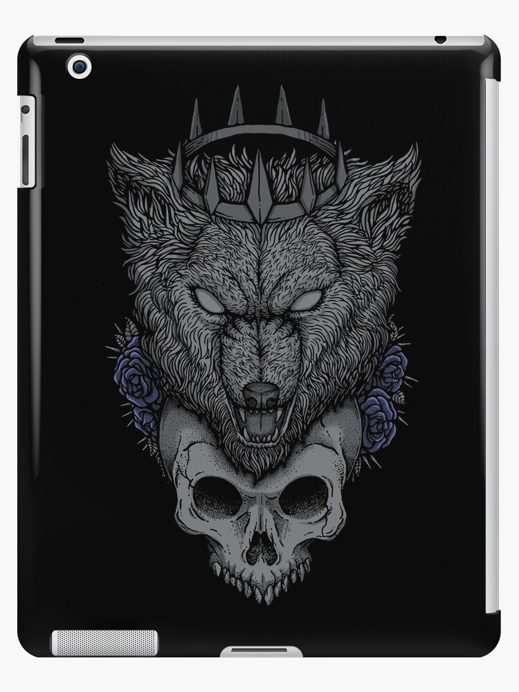 84517ff38 'The North Remembers' iPad Case/Skin by deniart