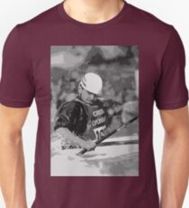 Physical exertion in canoeing  6 (n&b)(h) transformed how Picasso painting T-Shirt