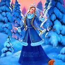 Snow Maiden by Ldarro