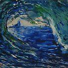 «el pedazo de mar» de Inese