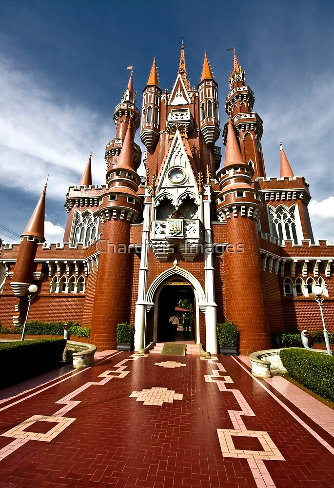 castle taman mini indonesia indah jakarta by charuhas images