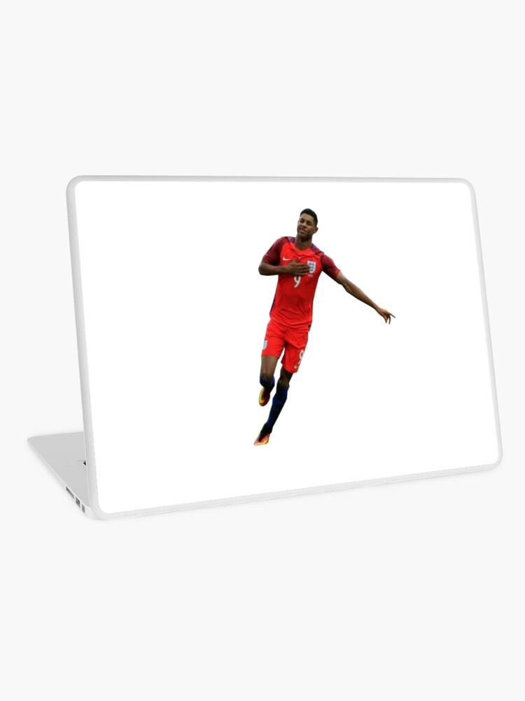 info for 03be9 49ffc Marcus Rashford England Striker (T-shirt, Phone Case & more) | Laptop Skin