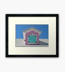 Marina Village at Paradise Island in The Bahamas Framed Print