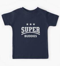 Super Buddies (White) Kids Clothes