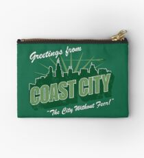 Greetings From Coast City Studio Pouch