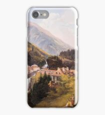 Johan Hendrik van Mastenbroek () De gele pijp, painting,people,kingdom,wall art iPhone Case/Skin