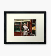 A Streetcar Named Desire Framed Print