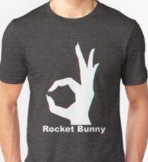 Rocket Bunny - 3D Logo T-Shirt
