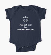 I'm not evil, I'm chaotic neutral! Kids Clothes