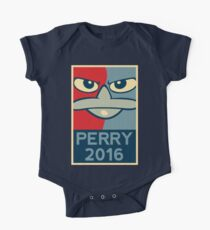 Perry the Platypus For President 2016 One Piece - Short Sleeve
