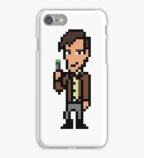 Matt Smith - Doctor Who iPhone Case/Skin