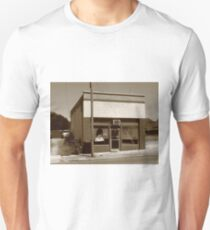 Burlington, North Carolina - Small Town Business T-Shirt