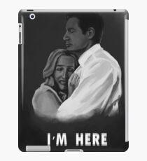 I'm Here iPad Case/Skin
