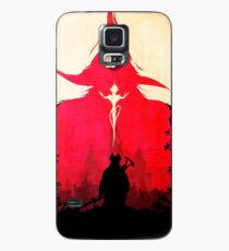 BLOODBORNE - Double Exposure  Case/Skin for Samsung Galaxy