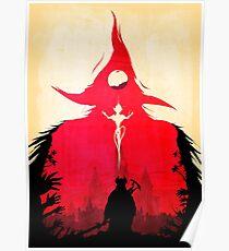 BLOODBORNE - Doppelbelichtung Poster