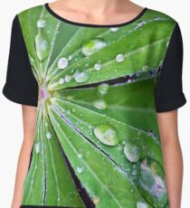 Lupin Leaf Women's Chiffon Top