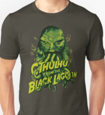 Cthulhu from the Black Lagoon Unisex T-Shirt