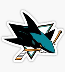 San Jose Sharks Logo Sticker