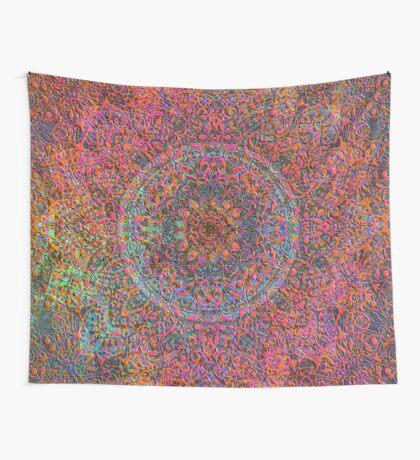 Magic 28 mandala Wall Tapestry