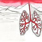 « Paysage de respiration » par Julie Barranger